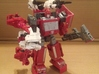 TF WFC Siege - Ironhide Full Earth Mode Kit 3d printed