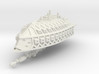 Crucero Ligero de Renombre El Cometa 3d printed