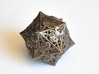 D20 Balanced - Spiders 3d printed