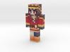 BN_ninja57 | Minecraft toy 3d printed