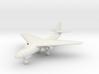(1:144) Arado Ar Projekt II (Gear down) 3d printed