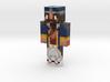 Tibox | Minecraft toy 3d printed