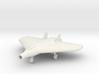 (1:144) Lippisch Delta VI Lorin Ramjet (Gear down) 3d printed