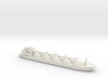 1/2400 Scale LNG Tanker 3d printed