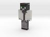 redstonermoves   Minecraft toy 3d printed