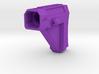 Laser Pulse Carbine Shoulder Stock for Nerf Modulu 3d printed