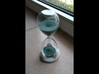 Hourglass base 3d printed