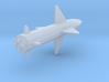 1:72 Miniature Prithvi Missile 3d printed