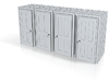 Door Type 5 (810 X 1980 LH And RH) X 20 - N 3d printed