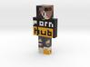 UgandanSloth   Minecraft toy 3d printed