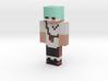 Herr_Banane | Minecraft toy 3d printed