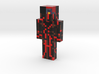 The_Admin_Romeo_Story_Mode | Minecraft toy 3d printed
