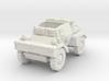 Daimler Dingo mk1 (open) 1/76 3d printed