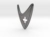 Star Trek Medical Insignia Badge 3d printed