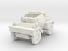 Daimler Dingo mk1 (open) 1/120 3d printed