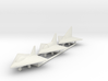 (1:144) Lippisch DM1 (Entwurf I, II & III) 3d printed