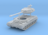 IS-4 Heavy Tank Scale: 1:144 3d printed