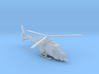 Blue Thunder Helicoper 160 scale 3d printed