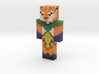 Voden[470] | Minecraft toy 3d printed