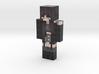 MissCelia | Minecraft toy 3d printed