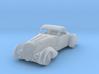 Peugeot 402 1938   1:87 HO 3d printed