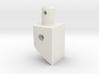 Battery Holder/ body post  Extension for TLR scte  3d printed