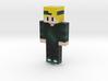slyzz | Minecraft toy 3d printed