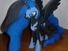 My Little Pony - Nightmare Moon (≈70mm tall) 3d printed