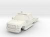 1/87 F550 4 Door Short Chassis 3d printed