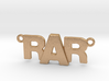 Monogram Pendant RRA 3d printed