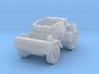 Daimler Dingo mk2 (open) 1/200 3d printed