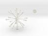 Sputnik Chandelier 3d printed