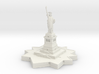 Statue of Liberty 1/1200 3d printed