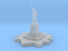 Statue of Liberty 1/1250 3d printed