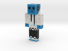 hosain0489   Minecraft toy 3d printed