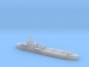 1/2400 Scale British LST-3 3d printed