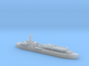 1/1250 Scale British LST-3 with LCT 6 3d printed