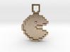 Pixel Art - Pacman  3d printed