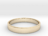 Itty Bitty Pinky Ring 3d printed