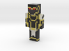 sapeuranthony | Minecraft toy 3d printed
