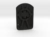 Wahoo Elemnt Roam to Garmin Edge Adaptor 3d printed