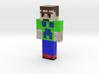 ProfesserN | Minecraft toy 3d printed