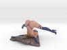 Aimsee Bad Landing 2.5'' Full Color Sandstone 3d printed