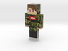DraxOfficial | Minecraft toy 3d printed