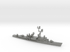 1/1800 Scale HMAS Perth Class Destroyer 3d printed