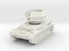 Flakpanzer IV J Ostwind 1/76 3d printed