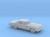 1/64 1973 Chevrolet Impala Sedan Kit 3d printed