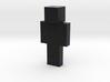3aa248d66bdaf5d5 | Minecraft toy 3d printed