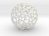 Hollow Ball 3d printed