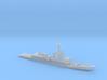 1/1800 Scale Spanish frigate Álvaro de Bazán 3d printed